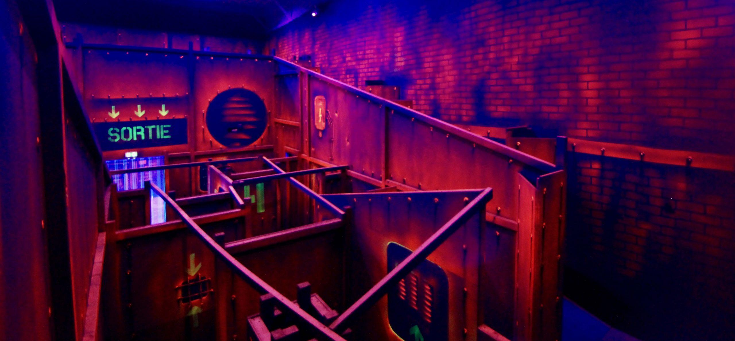 Laser Game Mâcon photos